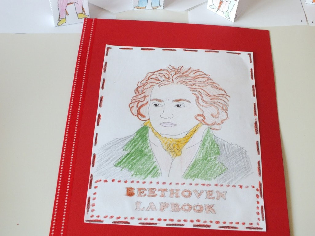 beethoven lapbook2